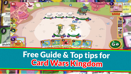 Guide for Card Wars Kingdom .