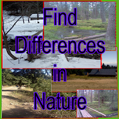 Find differences in nature