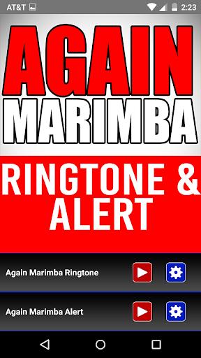 Again Marimba Ringtone Alert