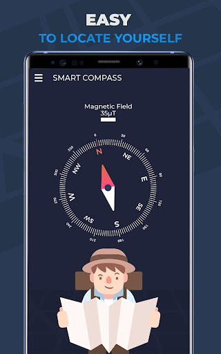 Compass Pro For Android: Digital Compass Free 1.0.8 app download 11