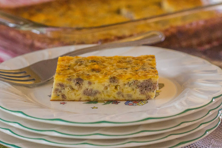 Christmas Morn Casserole Recipe