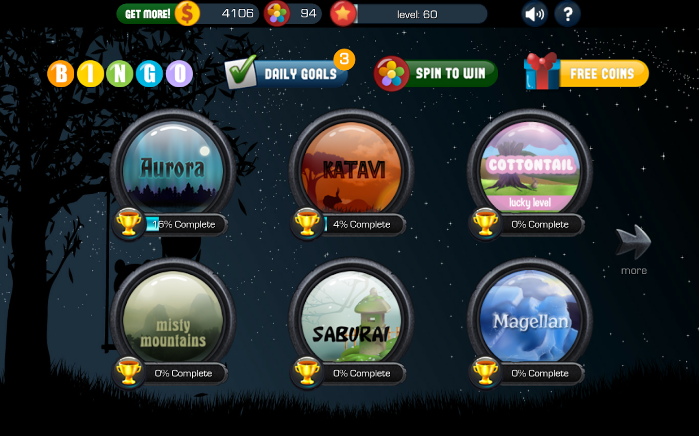 Bingo! Free Bingo Games- screenshot