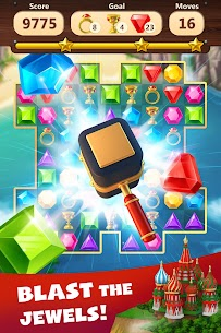 Jewels Planet – Free Match 3 & Puzzle Game 2