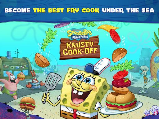 SpongeBob: Krusty Cook-Off android2mod screenshots 11
