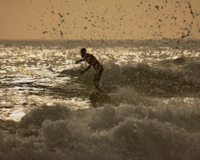 Uomo libero sempre avrai caro il mare (C.Baudelaire) di Ale27