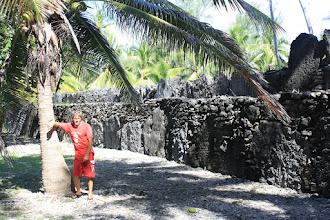 Photo: Ancient Site,Huahine