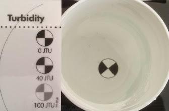 Photo: Turbidity Test