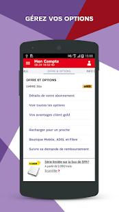 SFR Mon Compte - screenshot thumbnail