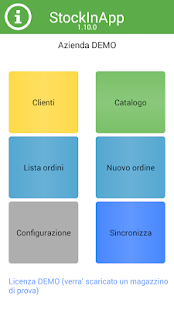 Catalogo Agenti StockInApp- miniatura screenshot
