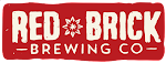 Logo of Red Brick Laughing Skull White Cask With Lemon