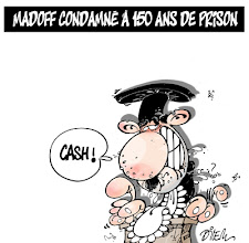 Photo: 2009 _Madoff condamné à 150 ans de prison