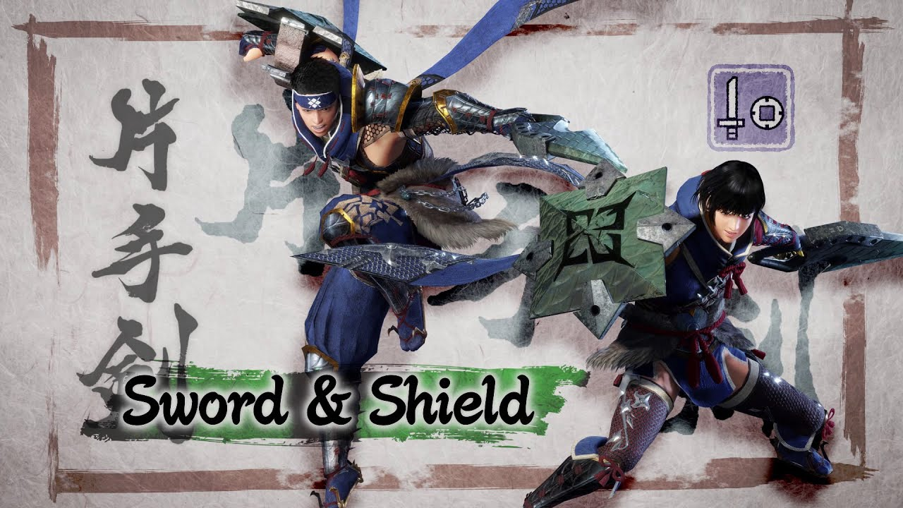 Monster Hunter World: Iceborne solo weapons sword and shield