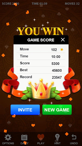 Pyramid Solitaire 1.27.5009 4