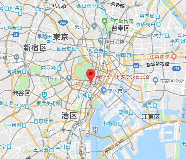 地図:Mr.FARMER