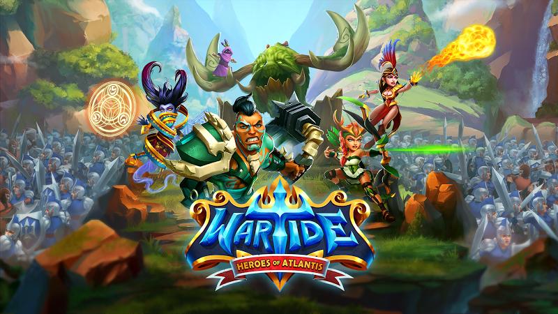 Wartide: Heroes of Atlantis Screenshot 0