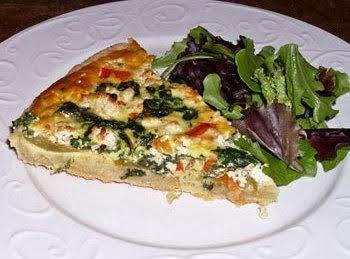 Green Tomato Tart Recipe