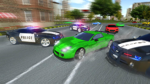 Police Car Chase : Hot Pursuit  screenshots 5