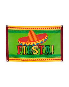 Flagga, fiesta 60x90cm