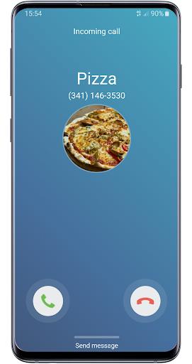 Call Simulator - fake call screenshot 1