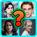 Guess Riverdale characters icon