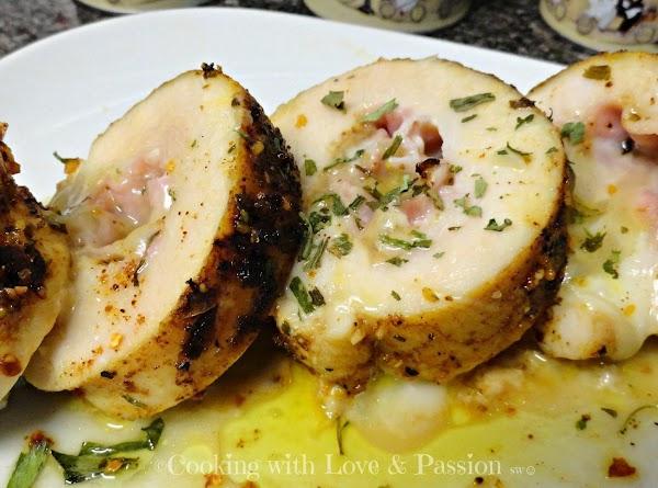 Applewood Rub Chicken Cordon Bleu Recipe