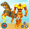 Grand Super Robot Horse City Battle icon