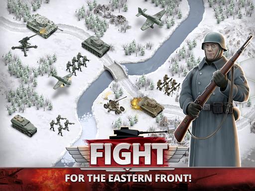 1941 Frozen Front - a WW2 Strategy War Game 1.12.4 screenshots 7