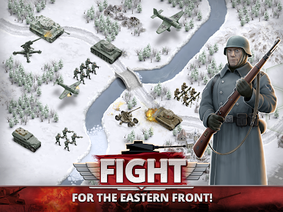 1941 Frozen Front – a WW2 Strategy War Game Apk Download For Android and Iphone 7