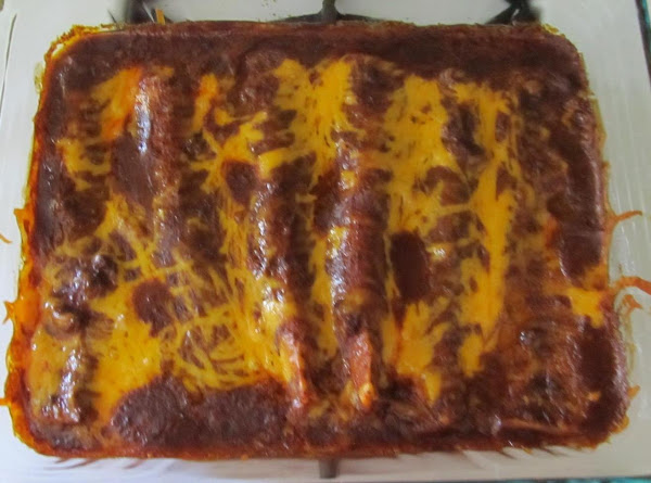 Cheater Enchiladas Recipe