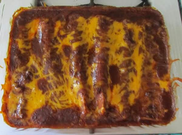 Cheater Enchiladas Recipe
