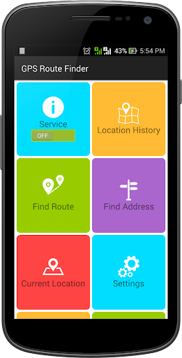 GPS Route Finder 4 All
