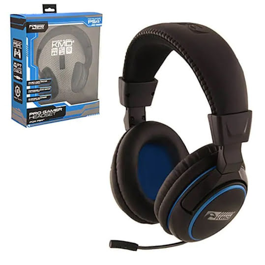 KMD PS4 Chat Headset Large