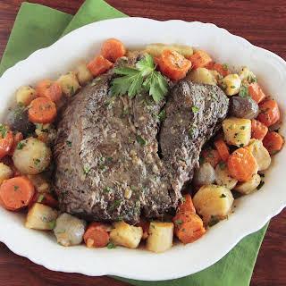 Instant Pot Italian Pot Roast.