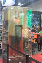 Photo: Floor - Man of Steel costume