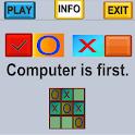 THREE STONES GAME icon