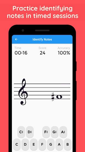 Music Tutor (Sight Reading) screenshots 2