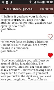 Joel Osteen Quotes On Love New Joel Osteen Quotes  Android Apps On Google Play