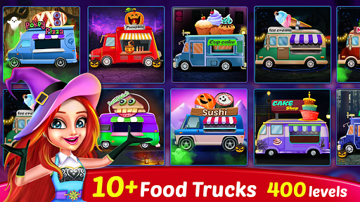 Halloween Cooking: Chef Madness Fever Games Craze 1.4.1 screenshots 11