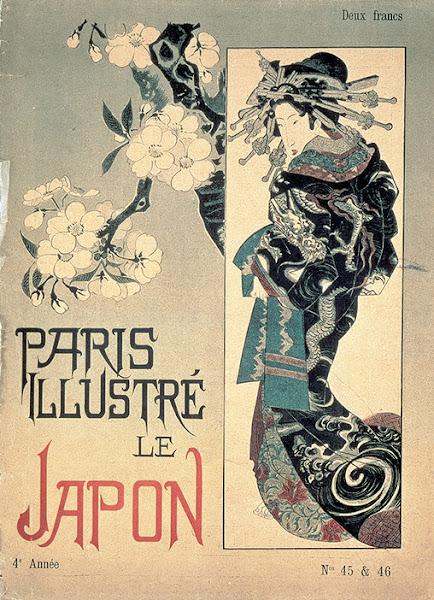 Capa da Paris Illustré, 4 (Maio, 1886)