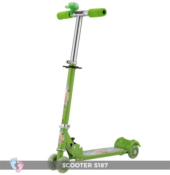 Xe trượt Scooter 4 bánh BROLLER S187 2