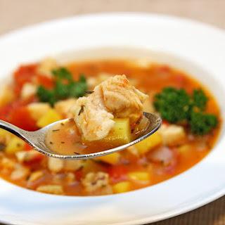 Tuscan Fish Chowder