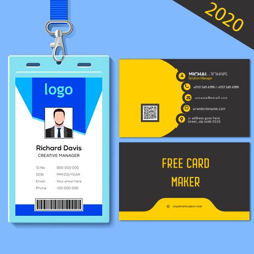 Baixar Business Card Maker – Free Employee Card maker