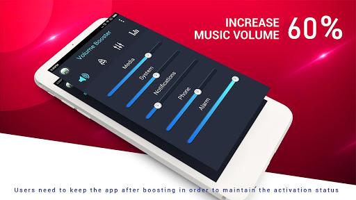 Super Loud Volume Booster ud83dudd0a Speaker Booster 8.1.2 screenshots 1