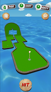 Mini Golf Stars: Retro Golf- screenshot thumbnail
