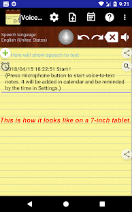 App Voice Notes APK for Windows Phone