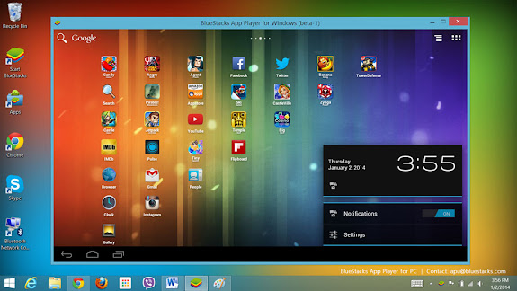 App Android per PC