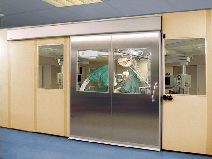Cửa tự động phòng mổ mang đến giải pháp an toàn