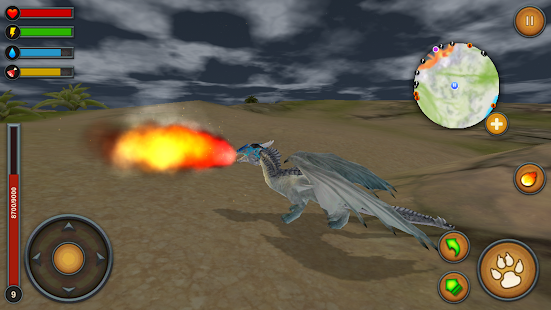 Dragon Multiplayer 3D- screenshot thumbnail