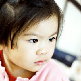 Little Angel by Dee Urbano - Babies & Children Children Candids