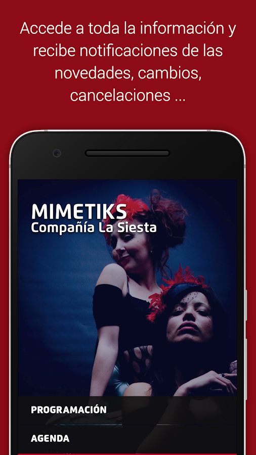 Eventis: Web & App & Tickets: captura de pantalla